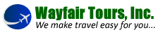 Wayfair Tours, Inc. |   Services Offered: